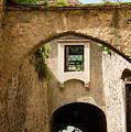 Durnstein Archways by Bob Phillips