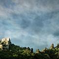 Durnstein Castle by Scott Kemper