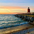 Dusk In Charlevoix by Megan Noble
