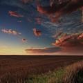 Dusk In The Heartland by Brian Gustafson