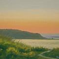 Dusk Lamberts Cove by Thaw Malin III