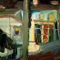 Dusk Light by Bob Dornberg