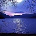Dusk On Loch Lomond by Lamont Finnigan