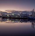 Dusk Reflections by Brad Boland