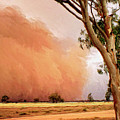 Dust Storm by Dominic Piperata