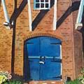 Dutch Door by LeAnne Sowa