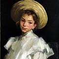 Dutch Girl                               by S Paul Sahm