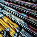 Dutch Graffiti by Doug Sturgess