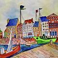 Dutch Harbor by Jayne Lucas