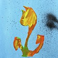 Dutch Pride Yellow And Orange by Eduard Meinema