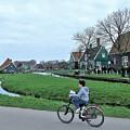 Dutch Village by Sandra Bourret
