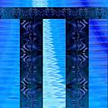 Duvet Infinitys Dream by Robert Kernodle