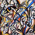 Dwin Deablo by Jon Baldwin  Art