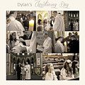 Dylan's Christening Day V3 by Alex Art and Photo