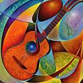 Dynamic Guitars 2 by Ricardo Chavez-Mendez