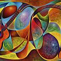 Dynamic Guitars Diptych by Ricardo Chavez-Mendez