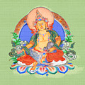 Dzambala The Buddha Of Wealth by Jennifer Masters