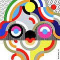 E Motion - Princess Face 1 by Arthur Babiarz