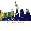 E Pluribus Unum by Mim White