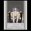 Ea-z-chair Lincoln Memorial by Mike McGlothlen