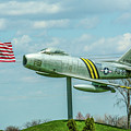 Eaa F-86 Sabre by Tommy Anderson