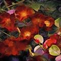 Each Rose A Heart  by Lynda Lehmann