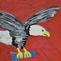 Eagle by Aj Watson