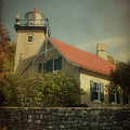 Eagle Bluff Lighthouse by Joel Witmeyer