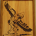 Eagle Dancer by Russell Ellingsworth