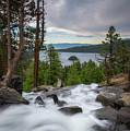 Eagle Falls And Emerald Bay by Michael Ver Sprill
