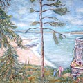 Eagle Island by Joseph Sandora Jr