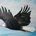 Eagle On A Mission      11 by Cheryl Nancy Ann Gordon