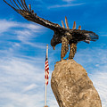 Eagle Salute by William Norton