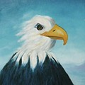 Eagle by Suzanne  Marie Leclair