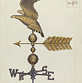 Eagle Weather Vane by Edward L. Loper