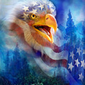 Eagle's Cry by Carol Cavalaris