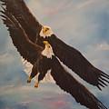 Eagles Dance      12 by Cheryl Nancy Ann Gordon