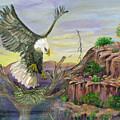 Eagles Nest by Mikki Alhart