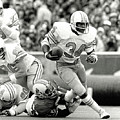 Earl Campbell - Football Legend by Doc Braham