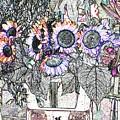 Early Flower Study by Ian  MacDonald