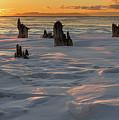 Early March Sleeping Giant Sunrize by Jakub Sisak