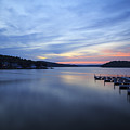 Early Morning At Lake Of The Ozarks by Dennis Hedberg