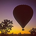 Early Morning Balloon Ride by Gary Wonning