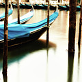 Early Morning Gondolas by Miles Whittingham