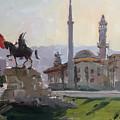Early Morning In Tirana by Ylli Haruni
