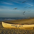 Early Morning Ocean City Nj by James DeFazio