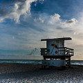 Early Morning South Beach by Robin Zygelman
