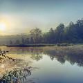 Early Morning Sunrise by Eleanor Bortnick