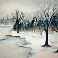 Early Snow by Sandra McClure