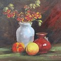Early Summer Fruit by Marchita Priest